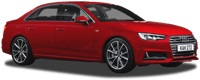 GROUP 11 - eg Audi A4 Car Hire  from only £116.59 per day
