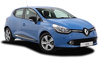 GROUP 2 - eg Renault Clio Car Hire  from only £35.15 per day