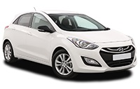 GROUP 3 Auto - Hyundai i30 Car Hire  from only £49.44 per day