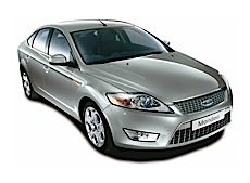 GROUP 6 - eg 2.0 Ford Mondeo Car Hire  from only £60.67 per day